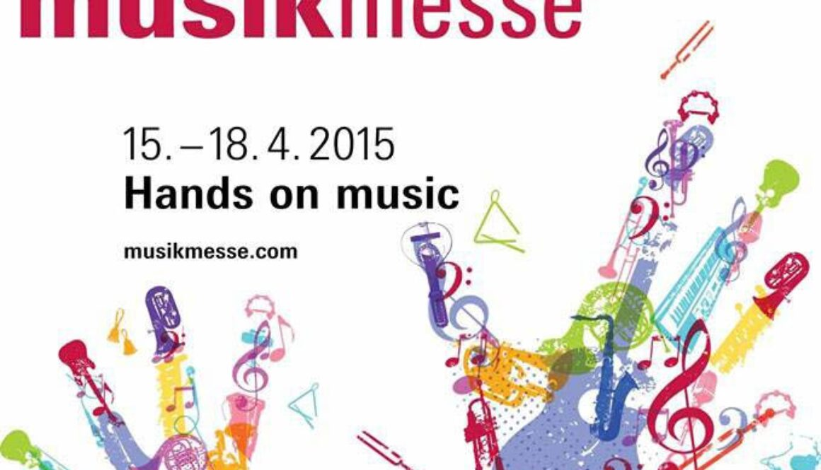 Musicmesse 2015