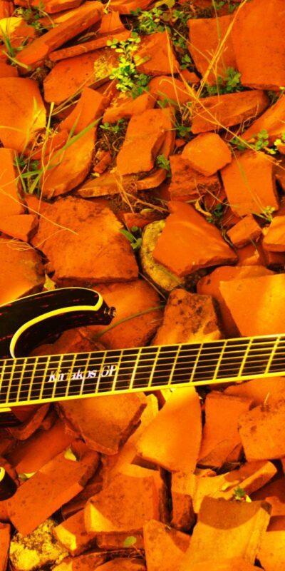 Fast Guitars | KGP Orion Guitar | EMG Pickups