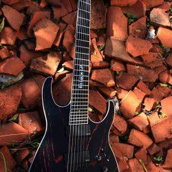 Fast Guitars | KGP Orion Guitar | EMG Pickups