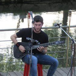 Blue2Black | Acoustic Show | Guitar Clinic | Live at Trikala, Greece (5/5/2017)