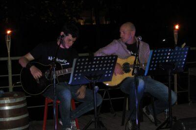 Blue2Black   Acoustic Show   Guitar Clinic   Live at Trikala, Greece (5/5/2017)