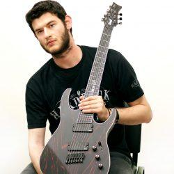 Fast Guitars KGP Orion 7 | Photoshooting | Video